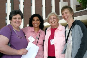 Sisters Deb, Corrina, Joanne and Sarah