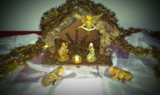 """Advent Nativity"" photo by Julia Walsh FSPA"