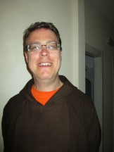 """Br. David Hirt"" Photo by Julia Walsh FSPA"