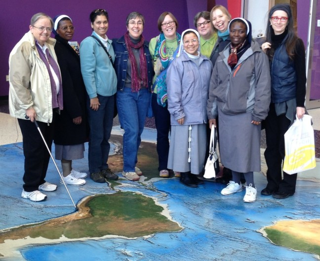 Franciscan Global Local Group