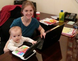 mom-baby-working-computers