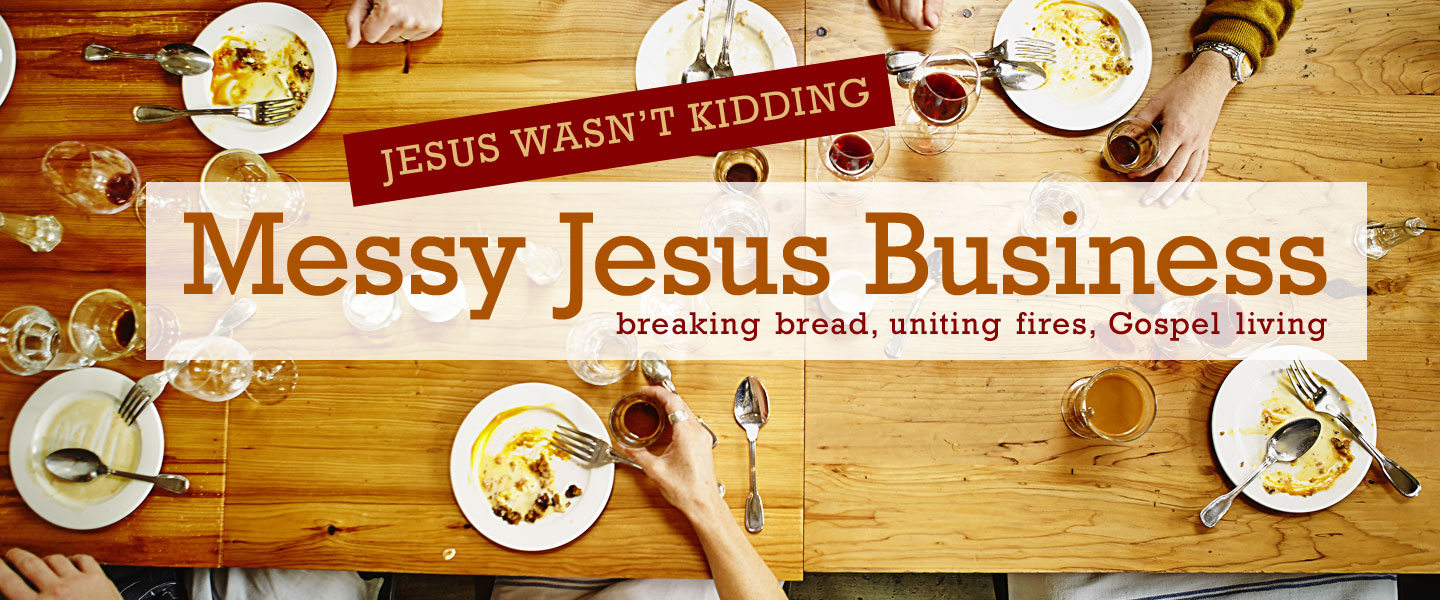Messy Jesus Business