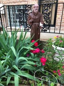 st-francis-statue-flowers-garden